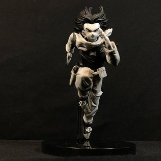 Figura Androide 17 Monochrome Ver. Dragon Ball Z World Figure Colosseum 2018