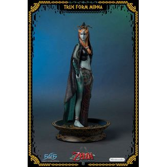 Estatua True Form Midna The Legend of Zelda Twilight Princess