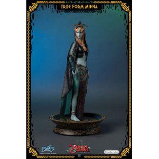 Estatua True Form Midna The Legend of Zelda Twilight Princess