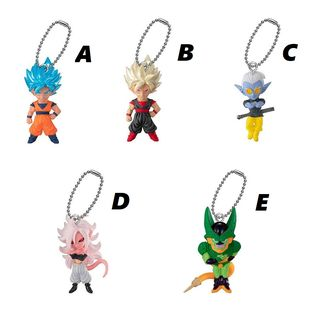 Dragon Ball Super Gashapon UDM Burst 36