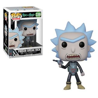 Funko Rick Prison Break Rick y Morty POP!
