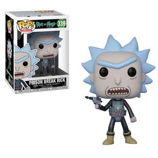 Funko Rick Prison Break Rick y Morty POP!