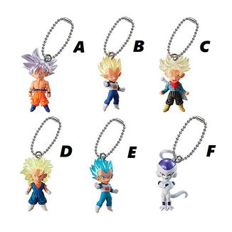 Dragon Ball Super Gashapon UDM The Best 30