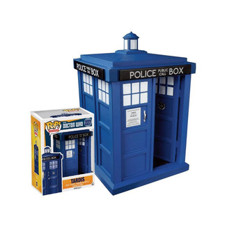 Funko Tardis Doctor Who Pop!