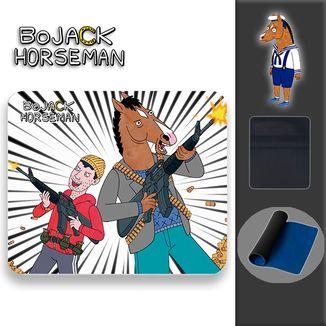 Alfombrilla Bojack Horseman - Guns