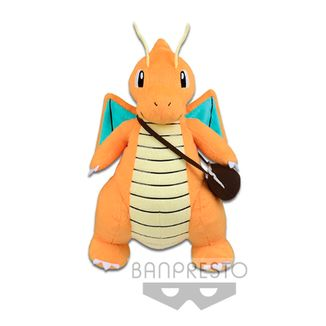 Peluche Dragonite Pokemon Mewtwo Strikes Back Evolution Big Plush