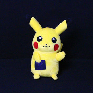 Pikachu Plush Doll Pokemon Mewtwo Strikes Back Evolution Big Plush
