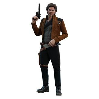 Figura Han Solo Movie Masterpiece Star Wars Solo