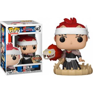 Funko Renji With Bankai Sword Bleach POP!