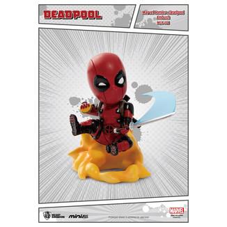 Figura Deadpool Ambush Mini Egg Attack Marvel Comics