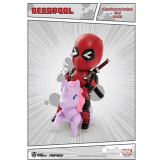 Figura Deadpool Pony Mini Egg Attack Marvel Comics