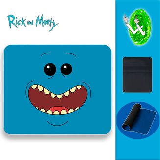 Alfombrilla Rick y Morty - Mr Meeseeks