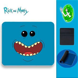 Alfombrilla Rick y Morty - Mr Meeseeks