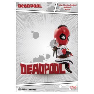 Figura Deadpool Servant Mini Egg Attack Marvel Comics