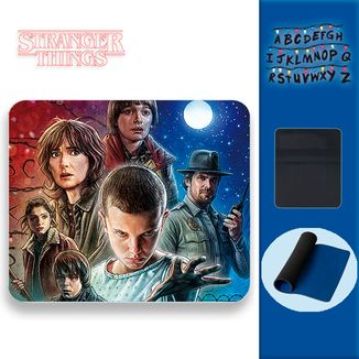 Alfombrilla Stranger Things - Poster