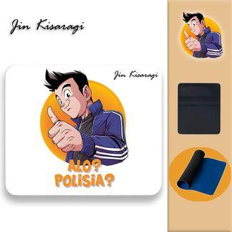 Jin Kisaragi Mousepad Alo? Polisia?