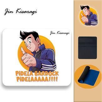 Jin Kisaragi Mousepad Pidela Bardock