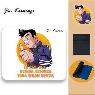 Alfombrilla Jin Kisaragi - Te Dije Que Vendia Melones