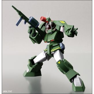 "Figure Fang of the Sun Dougram - Soltic H8 ""Roundfacer""- Revoltech - No. 015"
