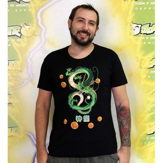 Camiseta Dragón Shenron Dragon Ball Z