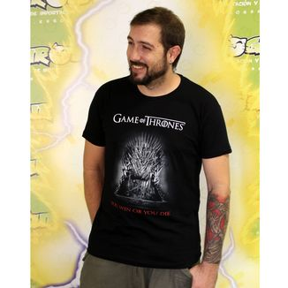 You Win Or You Die T-Shirt Game Of Thrones
