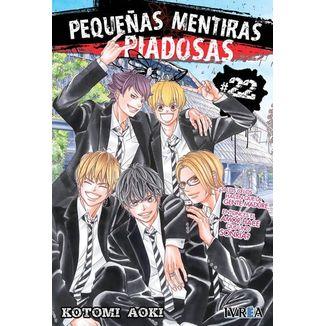 Pequeñas Mentiras Piadosas #22 Manga Oficial Ivrea