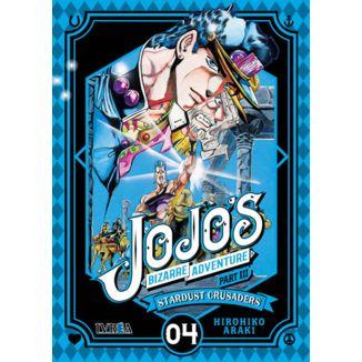 Jojo's Bizarre Adventure Stardust Crusaders #04
