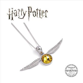 Colgante Swarovksi Golden Snitch Harry Potter
