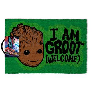 Felpudo Groot Guardianes de la Galaxia