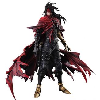Figura Dirge of Cerberus Final Fantasy VII - Vincent Valentine - Play Arts Kai
