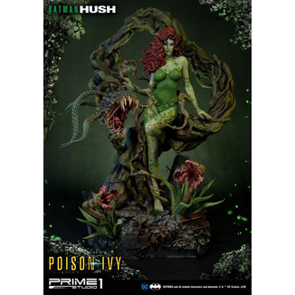Estatua Poison Ivy Batman Hush