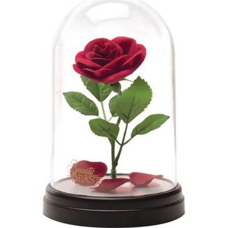 Rose enchanted lamp Beauty and the Beast