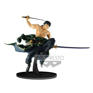 Figura Roronoa Zoro One Piece - BWFC