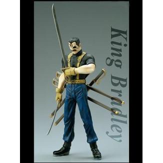 Figura Fullmetal Alchemist - King Bradley - Trading Arts Vol. 2