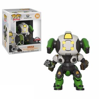 Funko Orisa OR-15 Overwatch Super Sized PoP!