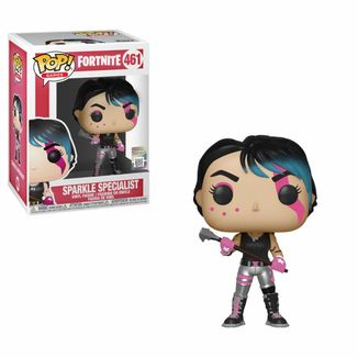 Funko Sparkle Specialist Fortnite PoP!
