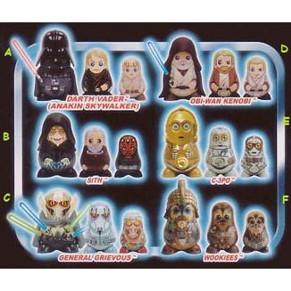 Figura Star Wars - Hot Toys Chubby Series 1