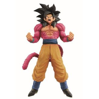 Figura The Son Goku SS4 The Brush Super Master Stars Piece Dragon Ball GT