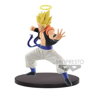 Gogeta SSJ Figure Dragon Ball Z BWFC China Edition