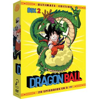 Ultimate Edition Dragon Ball Box 2 DVD