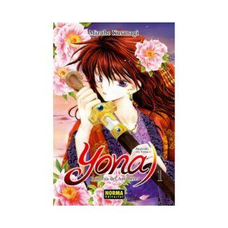 Yona, la princesa del Amanecer #01