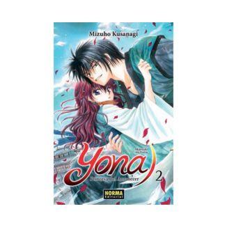 Yona, la princesa del Amanecer #02