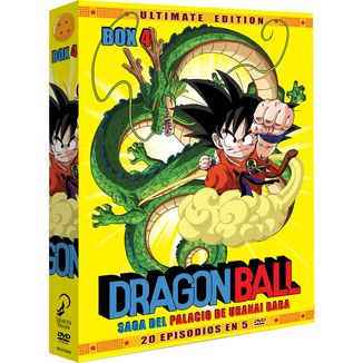 Dragon Ball Ultimate Edition Box 4 DVD