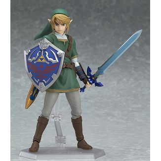 The Legend of Zelda Twilight Princess Link Figma