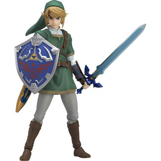 Figma 319 Link The Legend of Zelda Twilight Princess