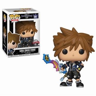 Funko Sora (Drive Form) Kingdom Hearts 3 PoP!