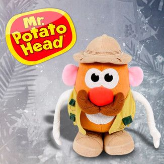 Plush Doll Mr. Potato Safari Mr. Potato Head
