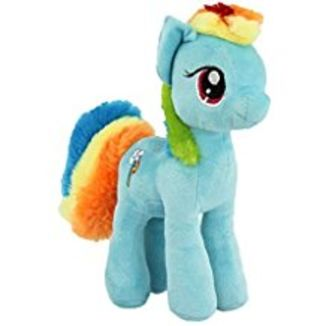 Plush Rainbow Dash V2 My Little Pony