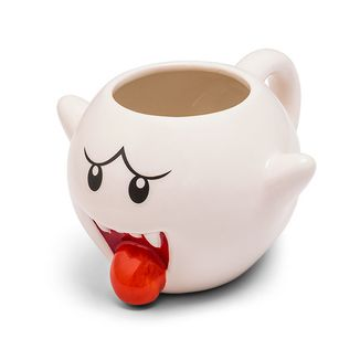 Boo 3D Mug Super Mario