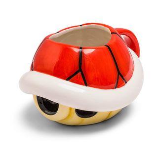 Taza 3D Caparazón Super Mario